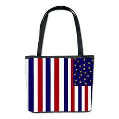 Fourth Of July Bucket Bag > The All Holiday's Gift Shop > The Artist's House