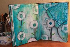Bebe Butler is giving away a copy of Art Journaling! Giveaway ends 10/16.