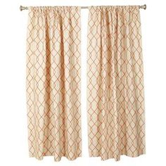 how to put two sets of curtains on one rod