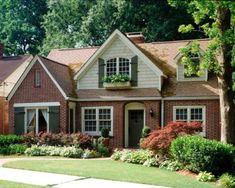 Best exterior paint colours for house with brick ranch shutters 46 Ideas Café Exterior, Best Exterior Paint, Exterior Paint Colors For House, Paint Colors For Home, Exterior Design, Paint Colours, Exterior Shutters, Brick Design, Exterior Stairs