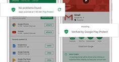Google pone en marcha su antivirus Google Play Protect