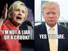 Hillary makes Richard Nixon look like a saint !!!