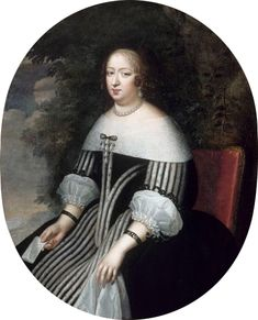 Charles Beaubrun - Anna of Austria