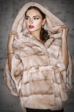 ♔ Luxury Fur | Mink coat  (норка)