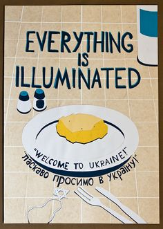 Image result for everything is illuminated