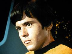 Walter Koenig played Ensign Pavel Chekov in the orignal Star Trek begining with Season 2.