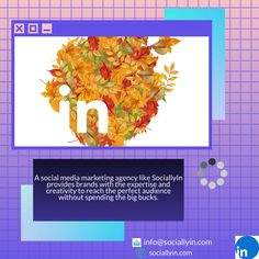 Social Media Agency - The Best Marketing & Advertising Solutions Social Media Marketing Agency, Social Media Branding, Advertising Agency, Influencer Marketing, Build Your Brand, The Help, How To Find Out, Button, Business
