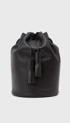 Bucket Bag by Building Block