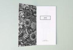 Print / fashion label look book design inspiration Book Design Inspiration, Typography Inspiration, Label Design, Print Design, Packaging Design, Publication Design, Catalog Design, Print Layout, Book Layout