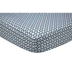 """Happy Chic Baby by Jonathan Adler - Charlie Chain Link Crib Sheet - Happy Chic Baby by Jonathan Ad - Babies """"R"""" Us"""