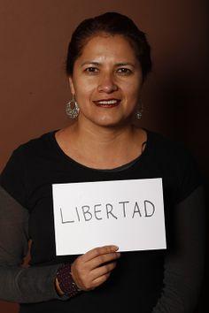 Freedom, Angélica Cruz, Ing. Sistemas, Guadalupe, México