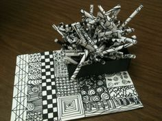 Art Room Blog: exploding box