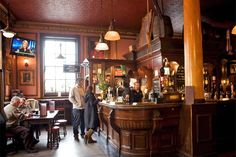 Hung Drawn & Quartered Pub in London