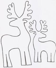 siluetas de pinos de navidad - Buscar con Google