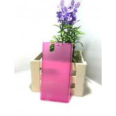 Funda Para Hisense U988 Gel Básico Color Rosa.