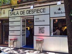 Restaurante Sala de Despiece Gran Degustación en Madrid Ponzano, 11 28010 Madrid 91 752 21 06 ✉️ info@saladedespiece.com http://www.saladedespiece.com Facebook http://www.facebook.com/sala-de-despiece