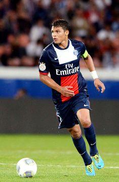 Thiago Silva (Brazil) - Juventude, Porto, Dinamo Moscow, Fluminense, Milan, Paris Saint-Germain.