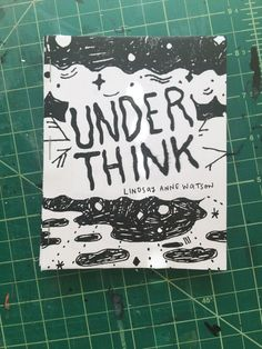lindsayannewatson:  I have a new zine for sale today! It's 19 hastily drawn anti-self-loathing drawings and one lil page of writing. Check out my store if you're interested <3