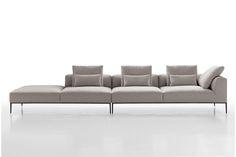 Michel Effe Sofa by Antonio Citterio for B&B Italia | Space Furniture