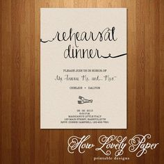 6 Ways to Make Your Rehearsal Dinner as Memorable as the Wedding ...