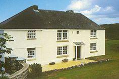 Gawlish Farm, Hartland, Devon, GB. Heerlijke B&B langs kust van Cornwall en Devon. Diner is ook mogelijk