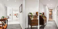 Accente aurii într-un apartament de 71 m²