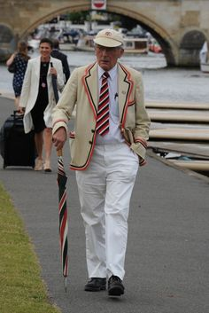 They Are Wearing: Henley Royal Regatta