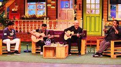 The Kapil Sharma Show (TKSS) 9th October 2016 Episode Guests Shankar Ehsaan Loy Video