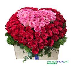 Shop hoa: 20 mẫu hoa tươi đẹp tặng bạn gái trong lễ tình nhâ...