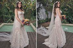 Sob o comando da estilista paulistana Camila Chain, a Maison Kas elabora vestidos de noiva exclusivos e com muita personalidade. Em seu charmoso ateliê no ba...