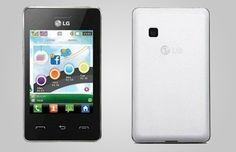 Smarts connect with design and style within LG T375 Cookie Smart...