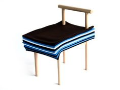 Pages chair by 6474.  Is this a chair for a germ freak?