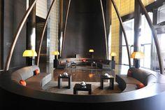 The Armani Hotel Dubai earned a spot on the Condé Nast Traveler 2011 HOT list.