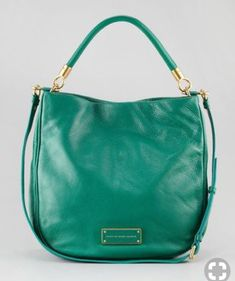 afc7f4abbbdc7 Too Hot To Handle Hobo Bag, Parrot Green by MARC by Marc Jacobs at Neiman  Marcus.