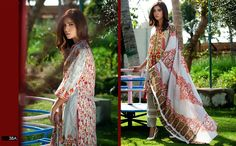 Sahil Printed Lawn Collection 2017 By ZS Textile   PK Vogue