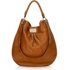 Brown Leather Marc By Marc Jacobs Bag