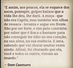 Capitu...Dom Casmurro