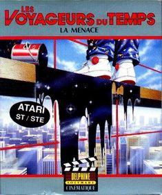 Les Voyageurs du Temps - Delphine Sofware (Paul Cuisset, Éric Chahi, Jean Baudlot) - 1989 - Atari ST