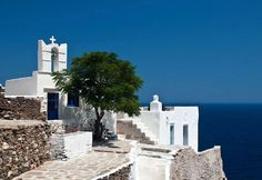 Kastro village in Sifnos island!