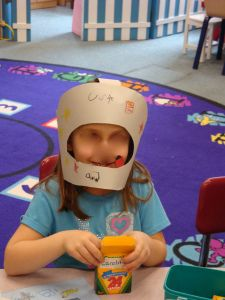 Paper Space Helmet