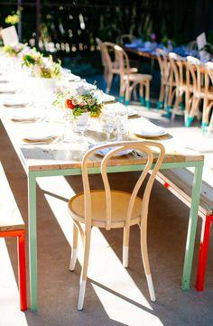 simple and organic wedding ideas