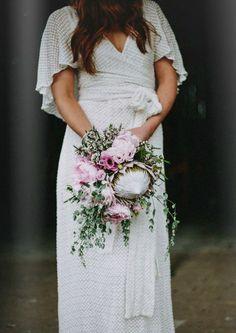 Photography -logancole.com/ Florist - clementineposy.com.au/