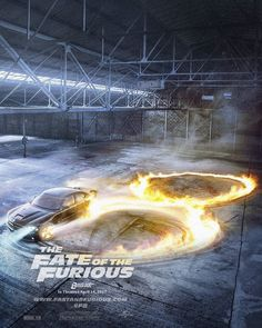 The Fate of the Furious (2017)  HD Wallpaper From Gallsource.com