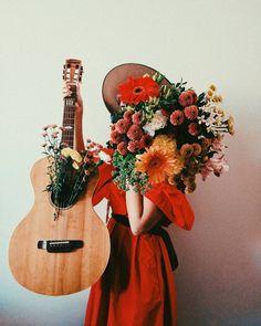 Ideas Music Inspiration Pictures Nature For 2019 Frida Art, Flower Aesthetic, Belle Photo, Flower Art, Planting Flowers, Floral Arrangements, Beautiful Flowers, Art Photography, Photos