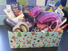 Girl 10-14 shoebox Operation Christmas Child Shoebox, Shoebox Ideas, Pick Up Sticks, Christmas Shoes, Shoe Box, Helping Others, Good Things, Children, Crafts