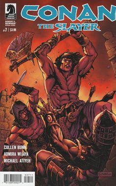 Conan the Slayer # 7 Dark Horse Comics