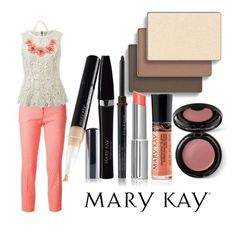 Spring look with Mary Kay with a matching outfit. Www.MaryKay.com/AndreaGallegos