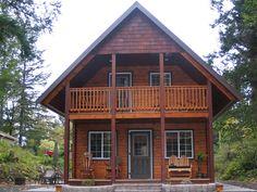 West Peak Wood Products - The Fairmont Cottage