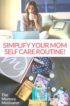More Than Just Moms is dedicated to giving moms an easy and affordable way to pamper themselves without having to leave the house or spend a ton of money. You can get the Mom Box with just products for you or get the Mom & Baby Box for a few dollars more which adds an item for your little!
