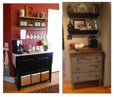 Fran for your special room?!?!  Kitchen Coffee Nooks